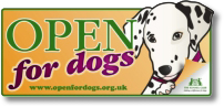 Visit the Open for Dogs website